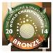 Champagne & Sparkling Wine World Championships 2014 Bronze