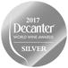 Decanter World Wine Awards 2018 Silver