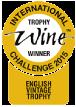 IWC 2015 English Sparkling Trophy
