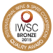 IWSC 2015 Bronze