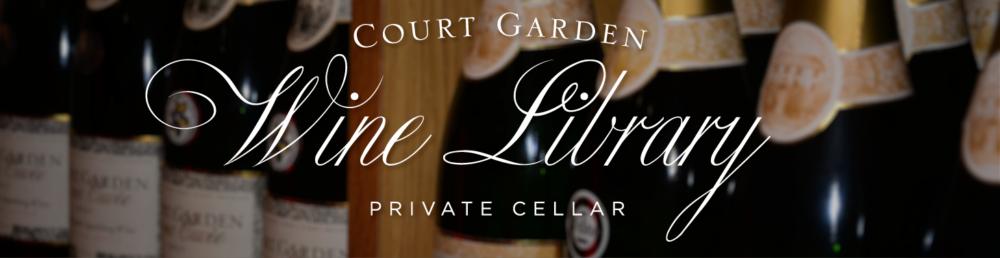 Court Garden Wine Library